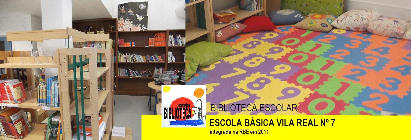 Biblioteca Escolar EB7