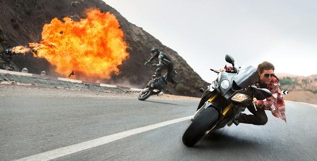 """O segundo trailer de """"Missão: Impossível - Nação Secreta"""" está cheio de ação"""