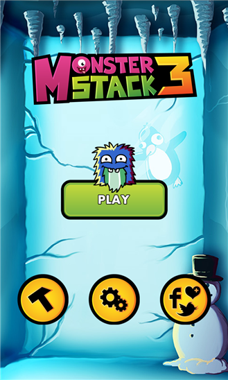 Monster Stack 3 HD for Windows Phone 8.1