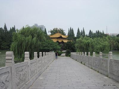 合肥杏花公园 Hefei XingHua Park