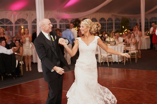 Crowne Plaza Warwick: Father and daughter dancing
