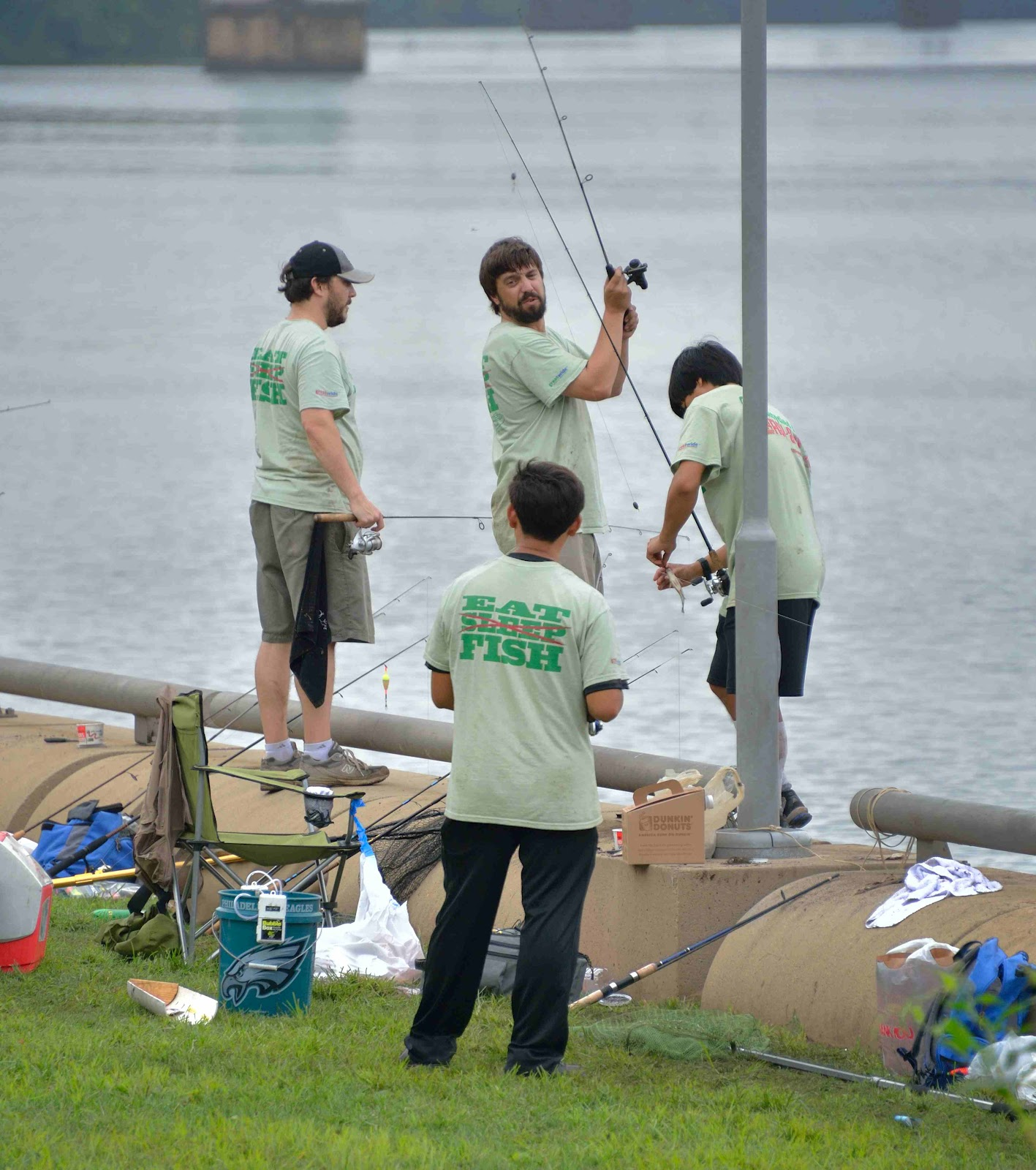 Extreme philly fishing free event 2013 philly fun for Extreme philly fishing