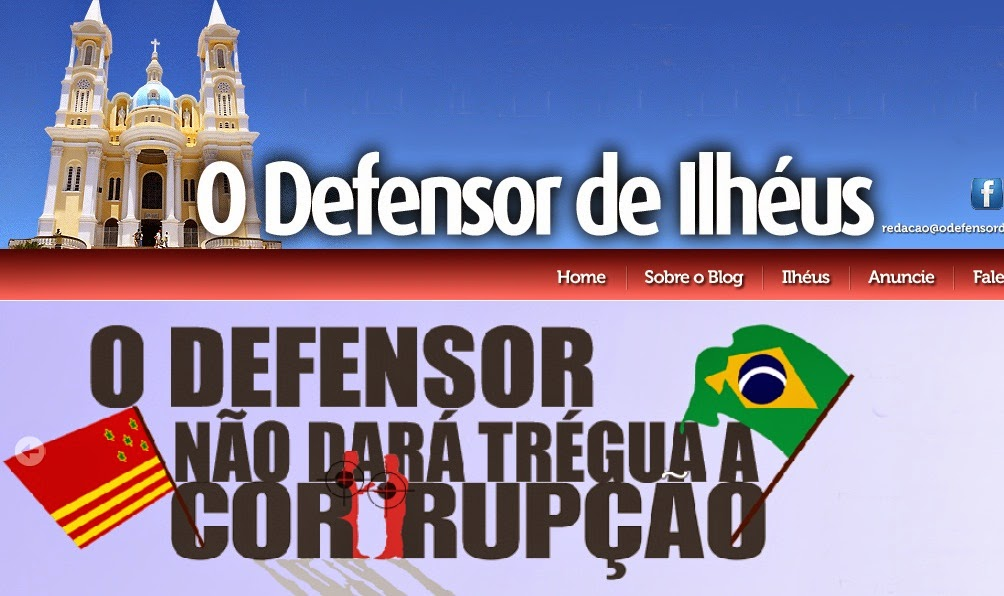 O DEFENSOR DE ILHÉUS