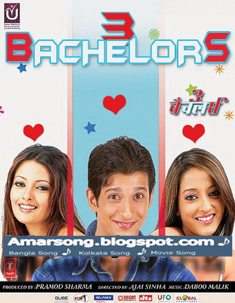 3 Bachelors (2012) Bollywood Movie First Look Info