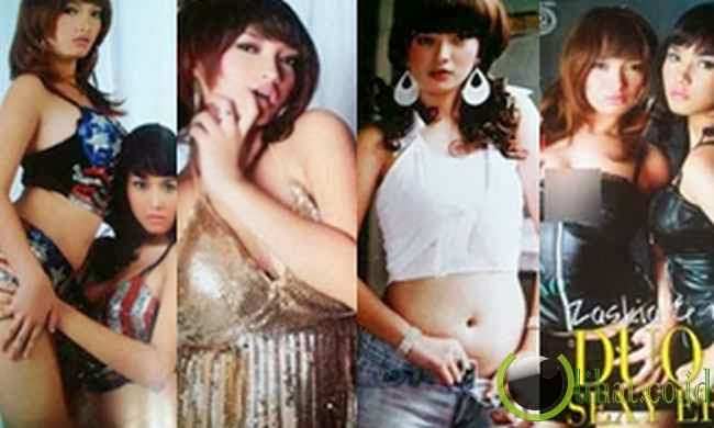 5 Foto Hot Zaskia di Majalah Panas Dewasa yang lagi Heboh