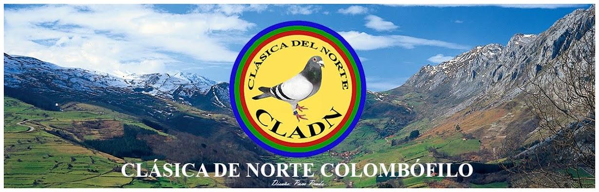 CLADN - CLASICA DEL NORTE - Colombofilia