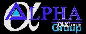 Lowongan Kerja CV. Alpha Group