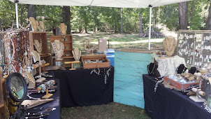 Lucky Buck Jewelry Booth