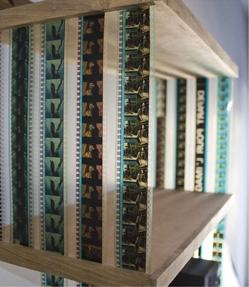 Repurpose: Negative home decor... | the ReFab Diaries