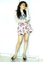 Hansika, hot, thighs, show, stills