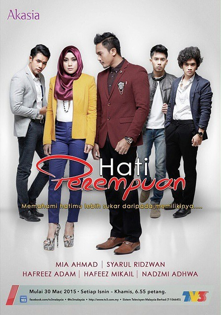 Hati Perempuan (2015) Episod 1