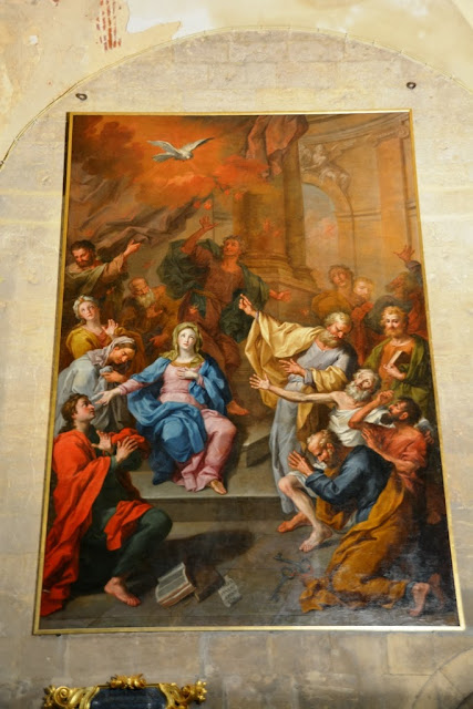 Lisbon Cathedral paintings