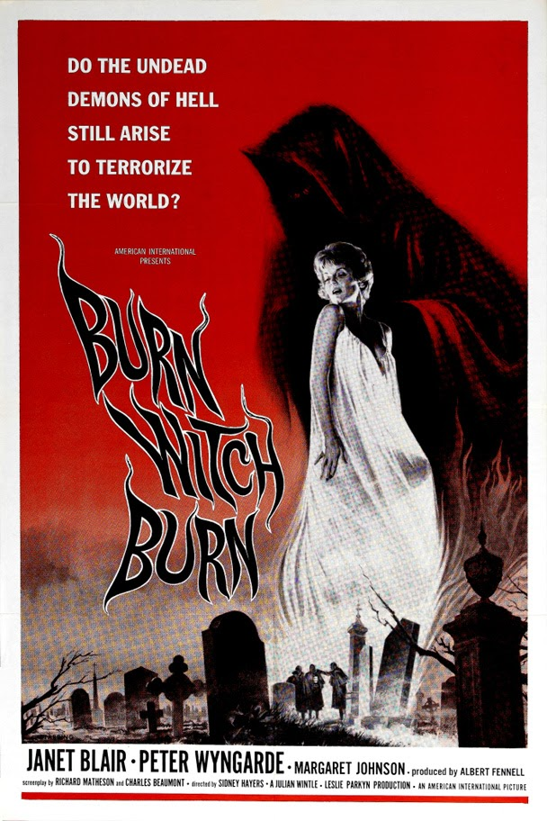 Burn, Witch, Burn movie