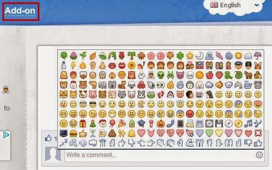 Facebook Chatstickers