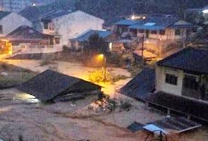 Video Kejadian Banjir Lumpur Di Cameron Highlands