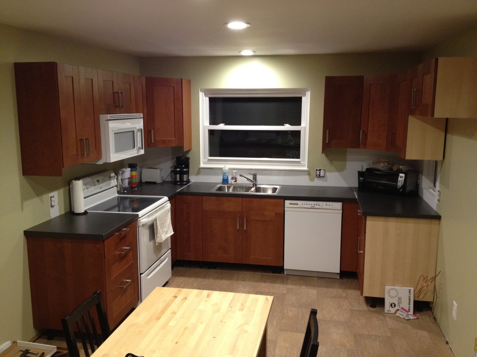 & Our IKEA Kitchen: Dishwasher doors and more!