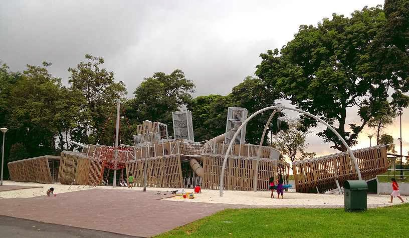 Sembawang Park Singapore Map Tourist Attractions in Singapore – Tourist Attractions Map In Salt Lake City