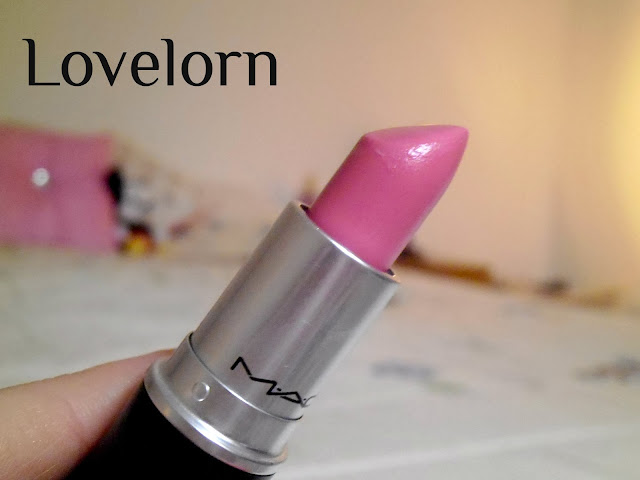 mac lovelorn lipstick