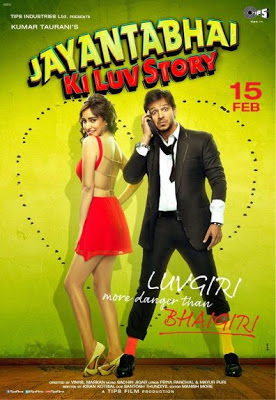 jayantabhai ki luv story (2013) mp3 songs