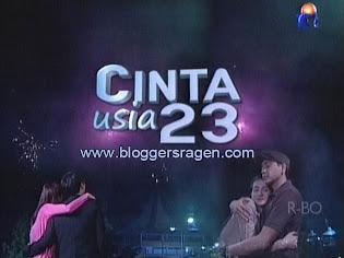 Cinta Usia 23 FTV