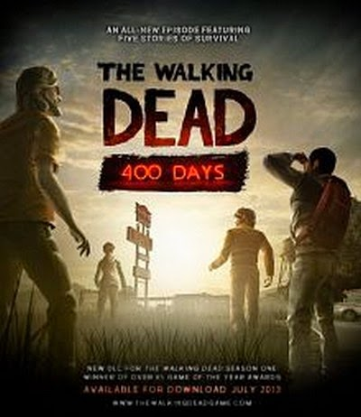 The Walking Dead : 400 Days DLC