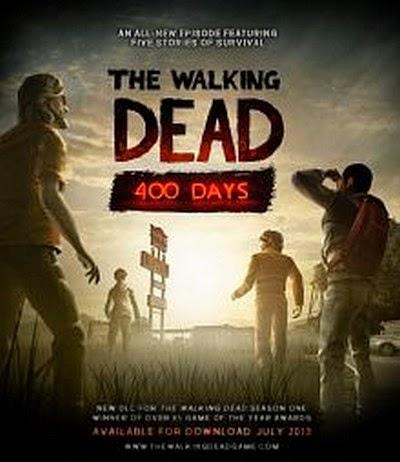 The Walking Dead : 400 Days DLC
