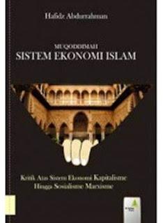 Muqoddimah Sistem Ekonomi Islam | TOKO BUKU ONLINE SURABAYA