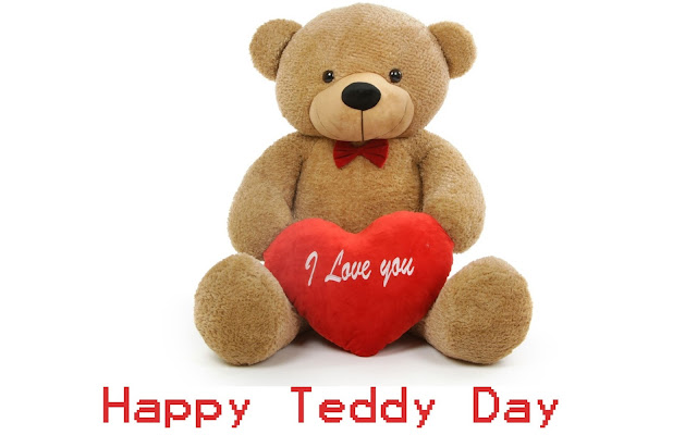Teddy day 2016 Quotes images, Happy Teddy Day 2016 wishes images