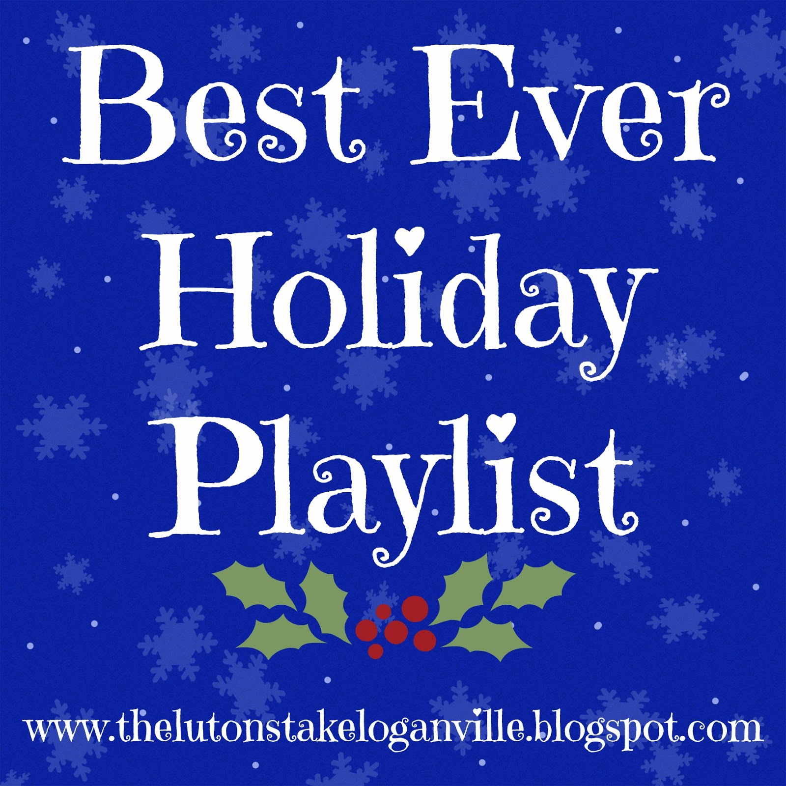 Goat lulu best ever holiday playlist for Best house music playlist