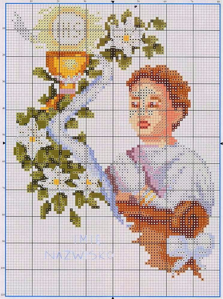 Estremamente Hobby lavori femminili - ricamo - uncinetto - maglia: Schemi  DV73