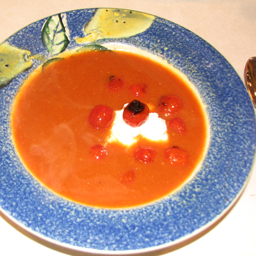 Nancy's Notebook - Recipes: Tomato Curry Soup with Cumin ...