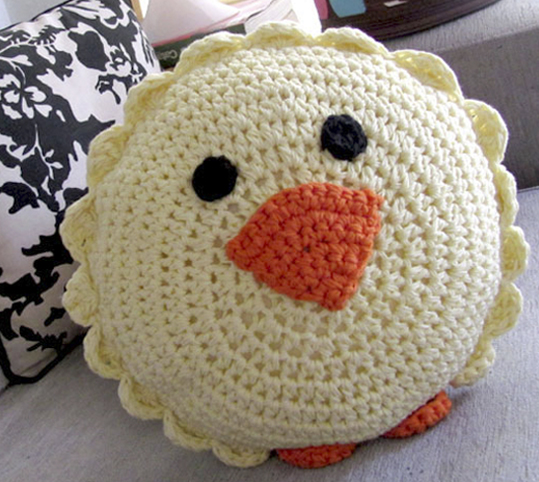 deco hunters almohadones crochet. Black Bedroom Furniture Sets. Home Design Ideas