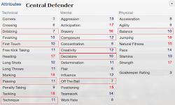 FM13 Neven Subotic central defender