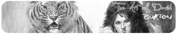 THE ART OF DAVID BURTON