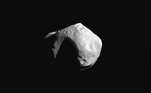Europe ships to intercept asteroids studied