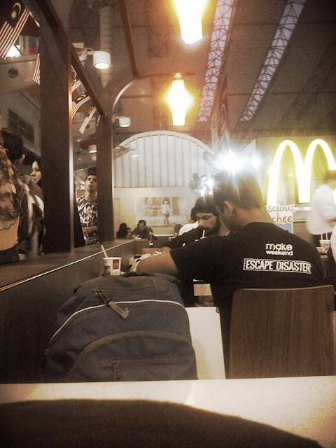 McDonald's at Kuala Lumpur