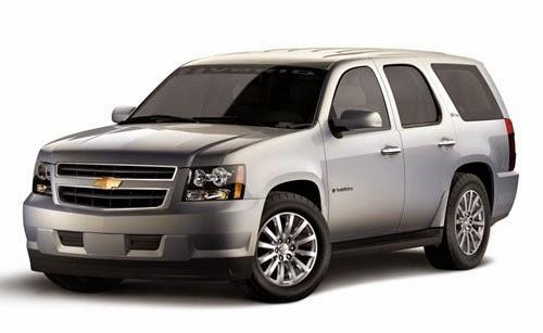 Chevrolet Car Pictures