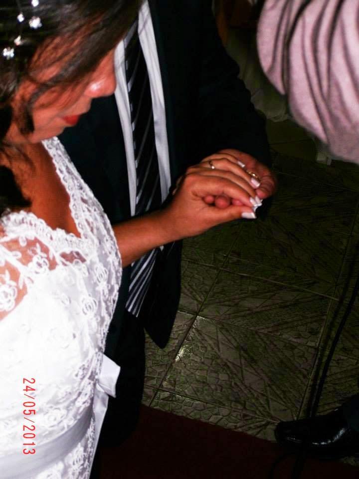 Aniversário de 1 ano de casamentos!