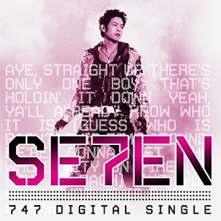 Se7en - 747 Digital Single Album 747