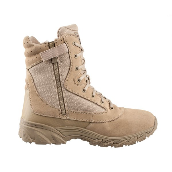 Tactical Boots Zipper6