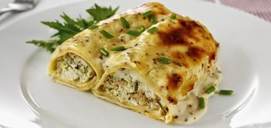 Cannelloni con ...