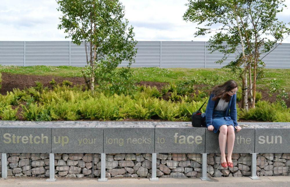 helix park stone wall motto