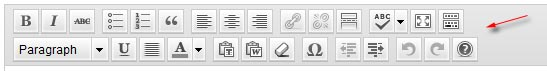 toolbar wordpress