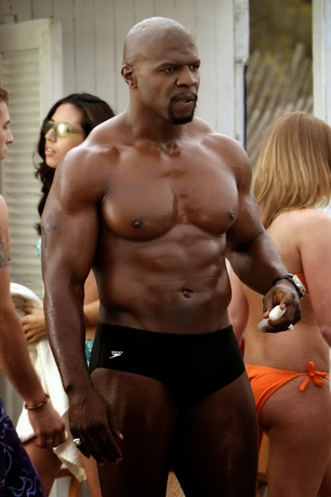 terry crews sexy naked pics