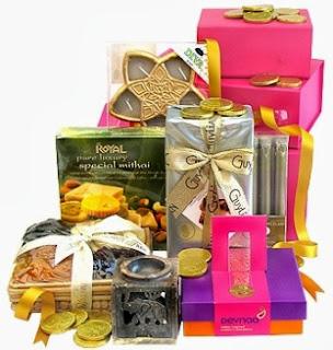 Boston Gift Baskets - Diwali Delight UK