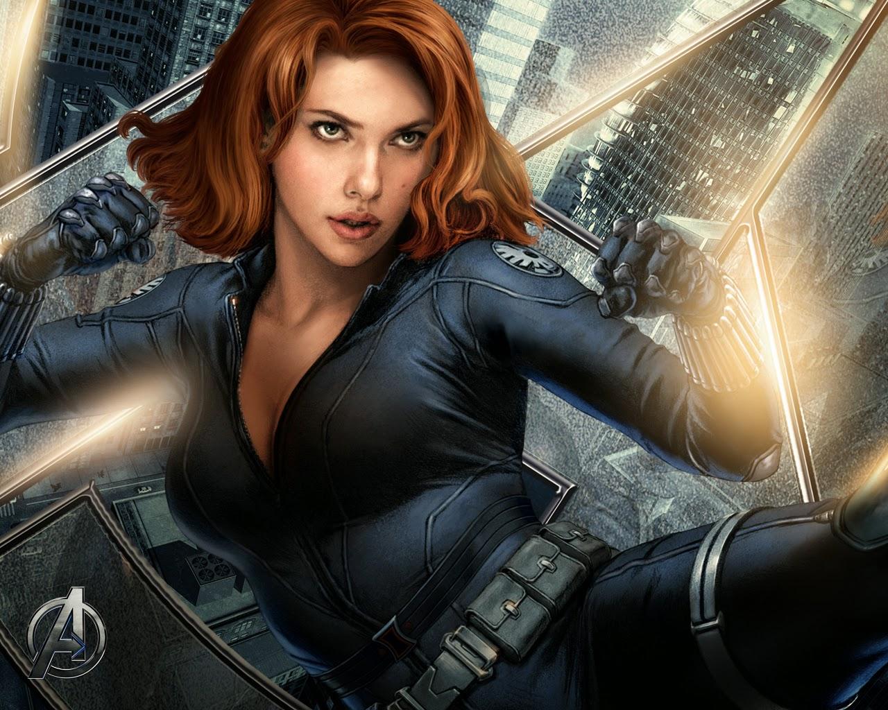 Black Widow The Movie