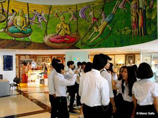 CENTRO DE ARTE Y CULTURA DE BANGKOK. TAILANDIA