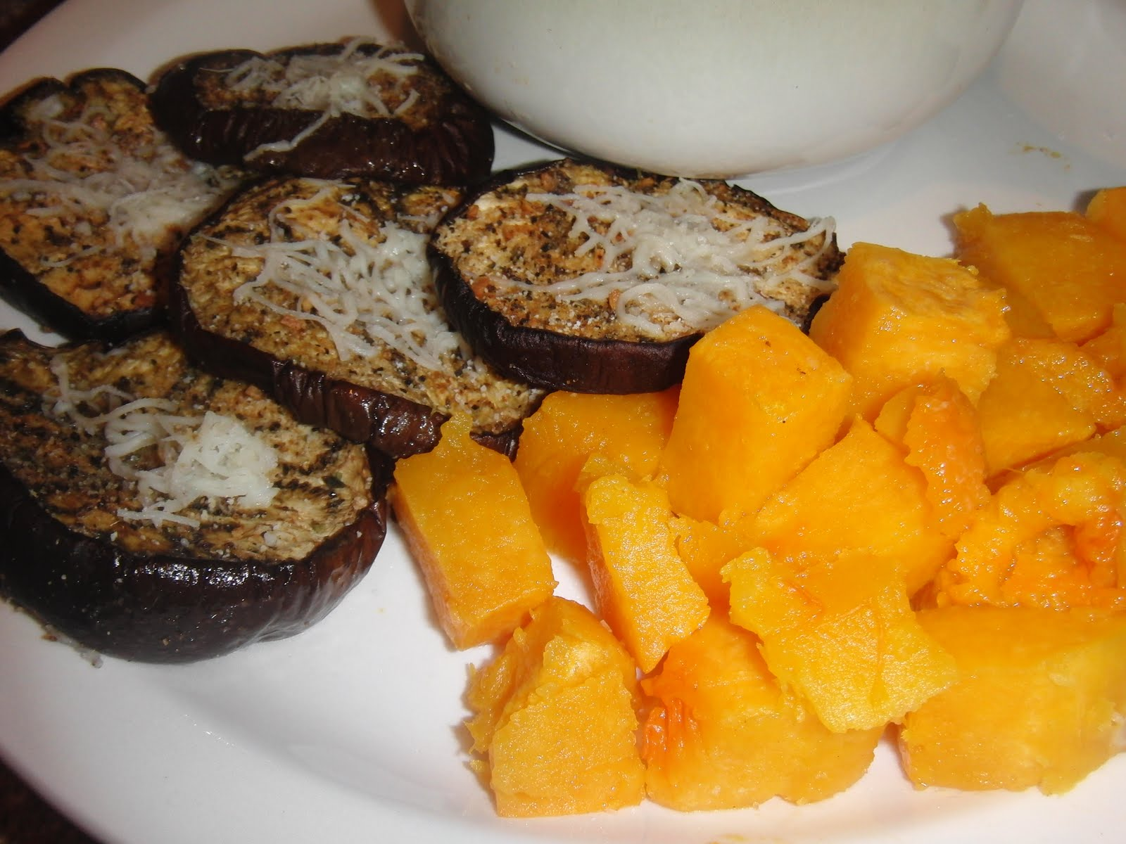 trimarni coaching and nutrition eggplant and butternut