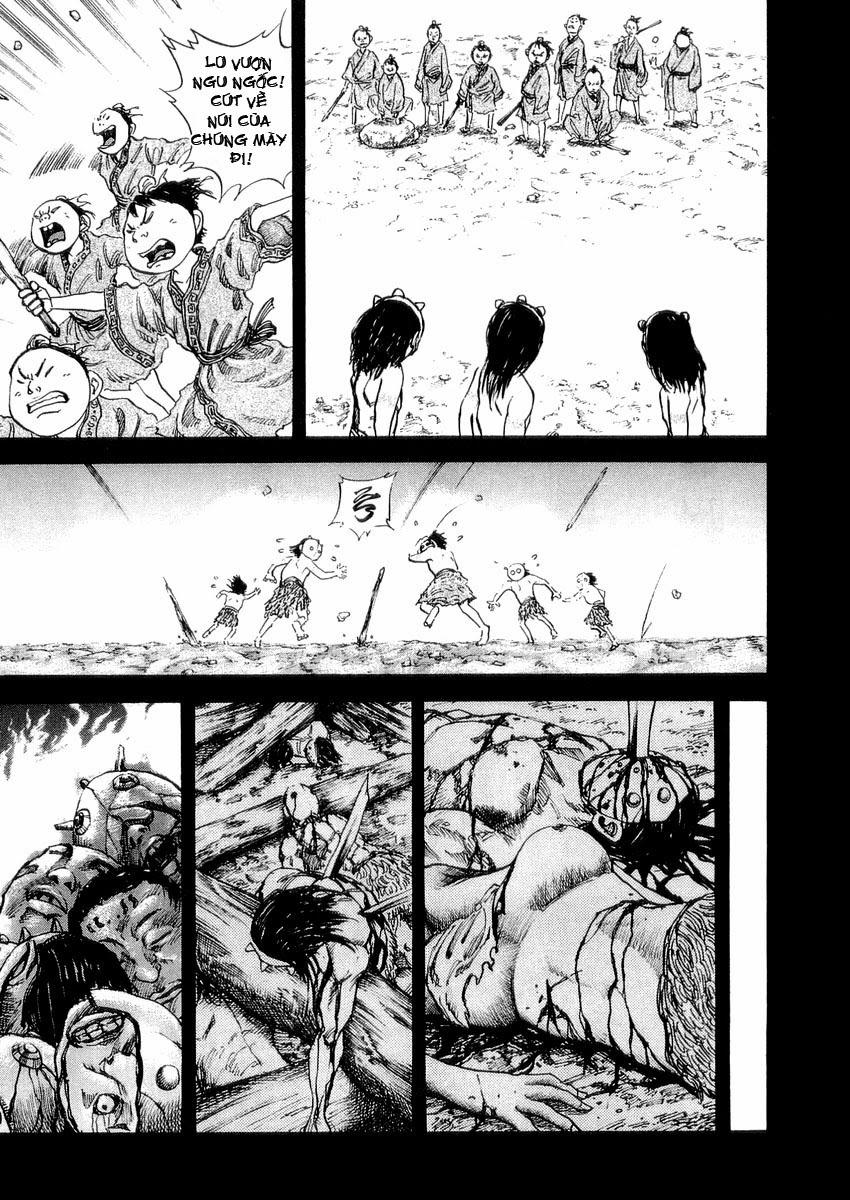 Kingdom - Vương Giả Thiên Hạ  Chapter 21 page 7 - IZTruyenTranh.com