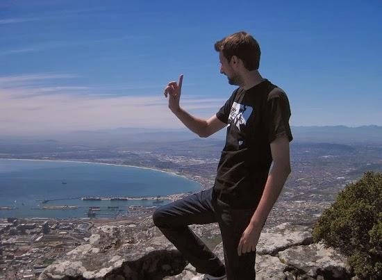 Johnny Deluxe Shirt in Südafrika